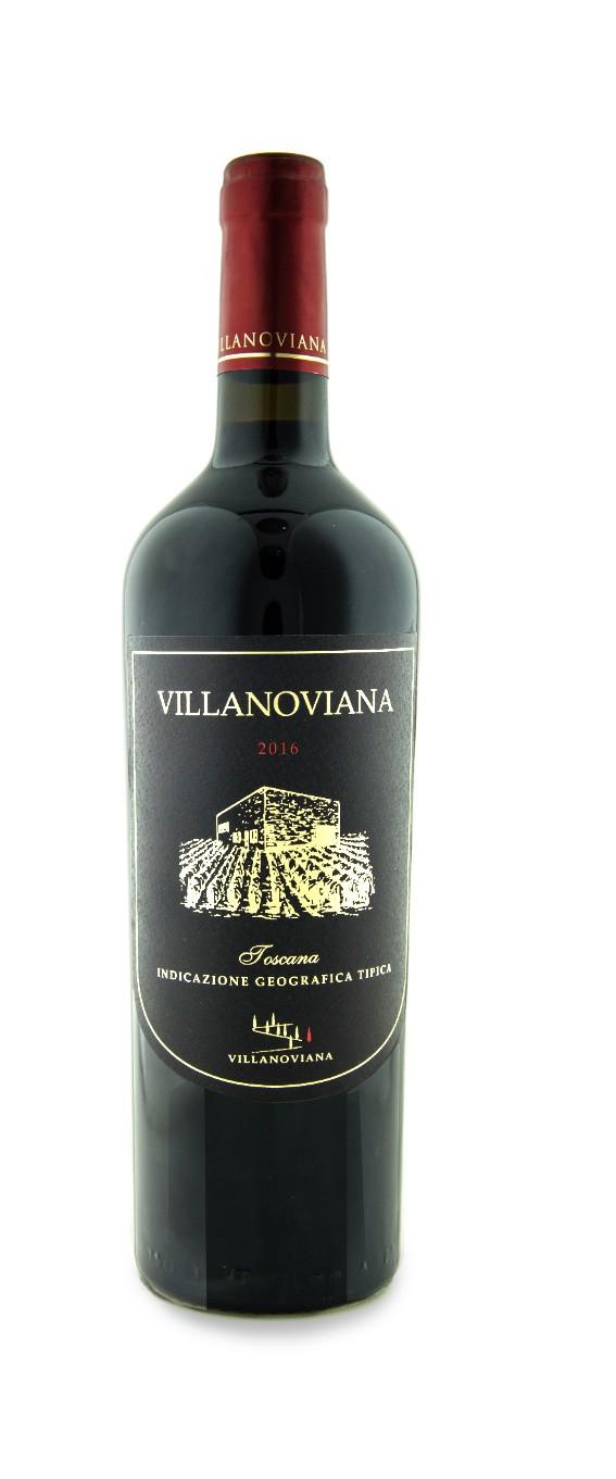 Image of Cabernet Franc IGT Toscana Rosso 2016 - Azienda Agricola Villanoviana (75 cl)