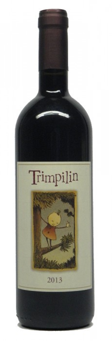 Image of Trimpilin IGT Marche Rosso 2013 - Azienda Agricola Selvagrossa (150 cl)