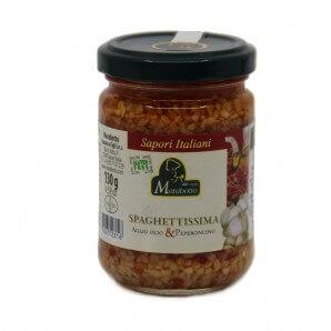 Spaghettissima aglio olio &...