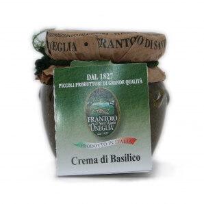 Crema di basilico