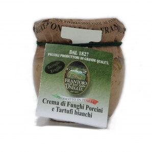 Crema di funghi e tartufi...