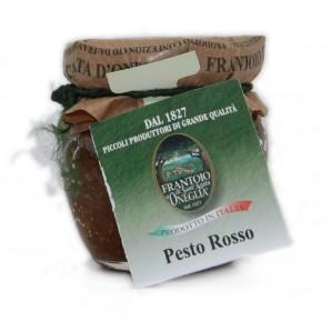 Frantoio Pesto rosso (90g)