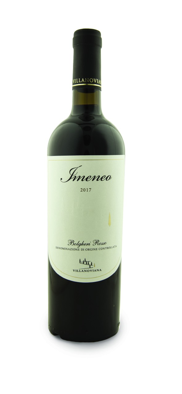 Image of Imeneo Bolgheri DOC 2017 - Azienda Agricola Villanoviana (300 cl)