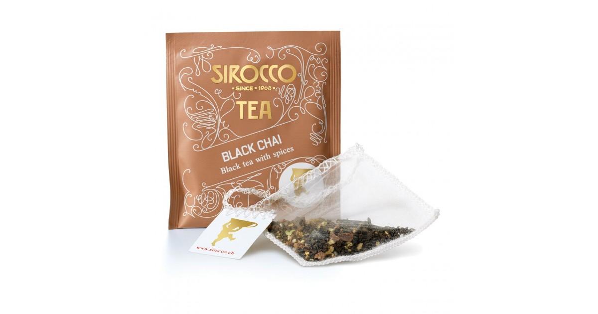 Sirocco Black Chai (20 bags)