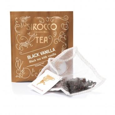 Sirocco Black Vanilla (20 sachets)