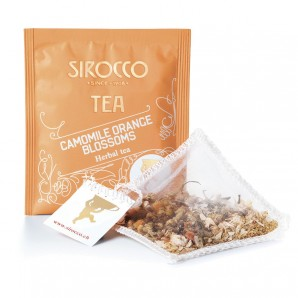 Sirocco Camomile Orange Blossoms (20 sachets)