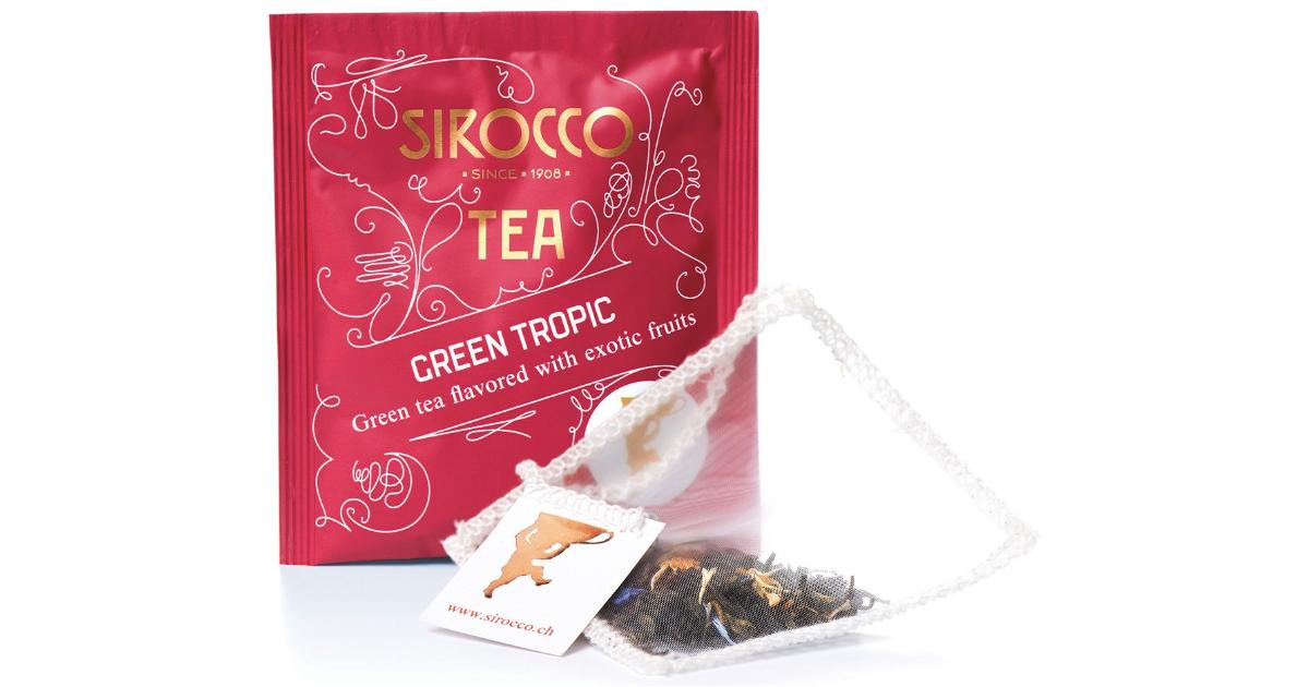 Sirocco - Green Tropic (20 Beutel)