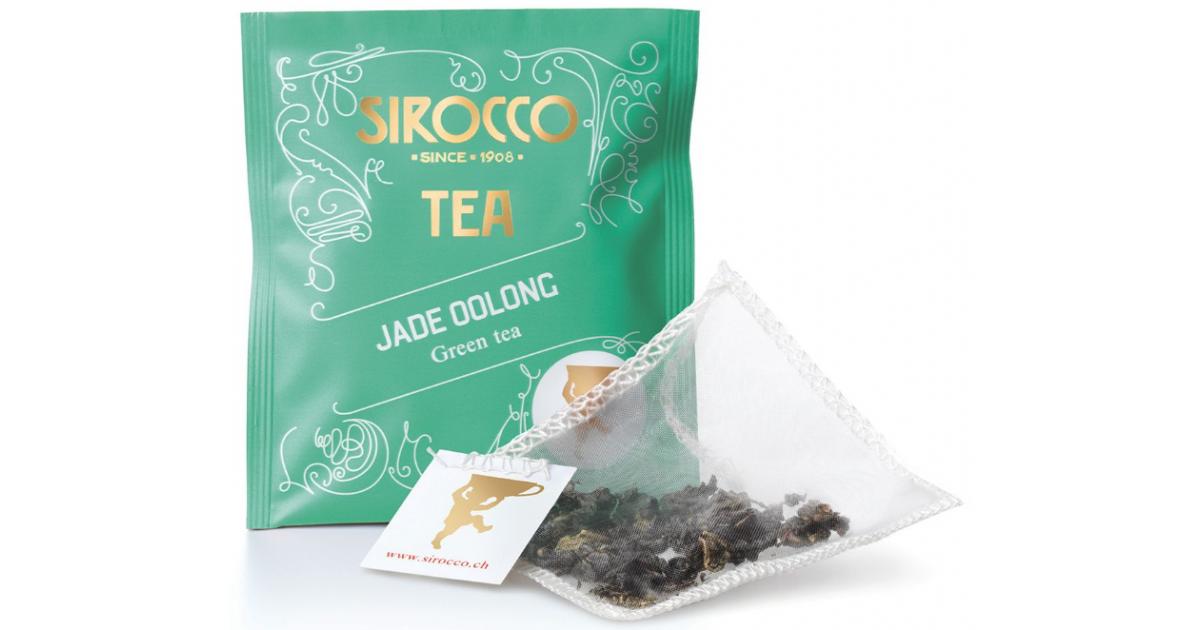 Sirocco - Jade Oolong (20 Beutel)