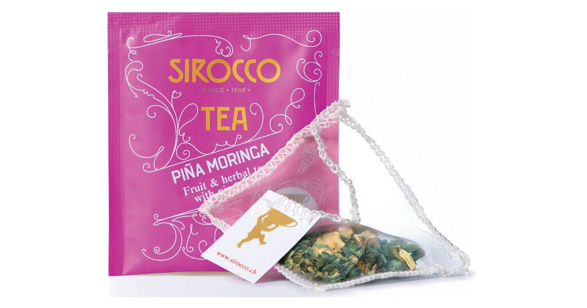 Sirocco Pina Moringa (20 Beutel)
