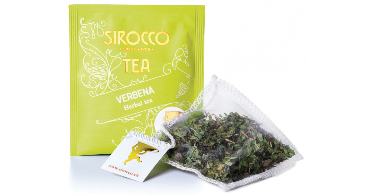 Sirocco Teebeutel Verbena (20 Beutel)
