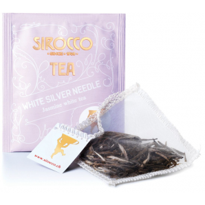 Sirocco White Silver Needle...