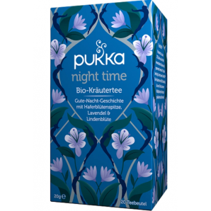 Pukka Night Time Tea...