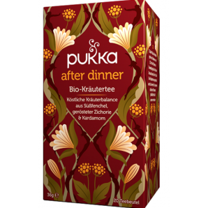 Pukka After Dinner Bio-Tee (20 Beutel)