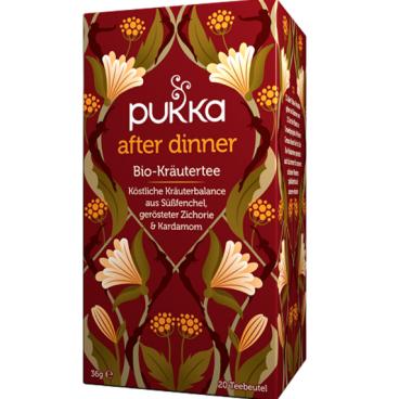 Pukka After Dinner Bio-Tee (20 Beutel)