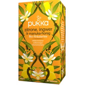 Pukka Zitrone, Ingwer &...