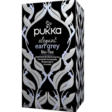 Pukka - Elegant Earl Grey Bio-Tee (20 Beutel)