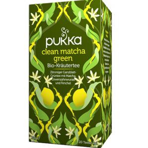Pukka Clean Matcha Green...