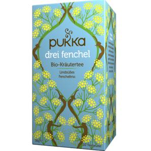 Pukka Drei Fenchel Bio-Tee...