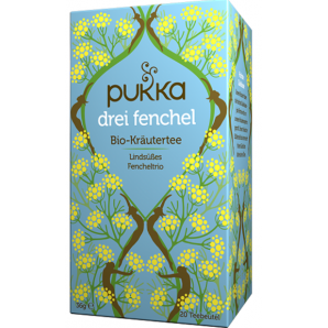 Pukka three fennel organic...