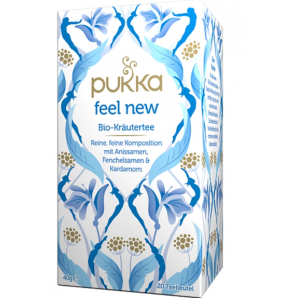 Pukka Feel New Organic Tea...
