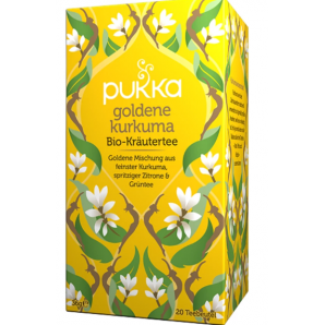 Pukka Golden turmeric...