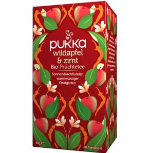 Pukka Wild apple & cinnamon...