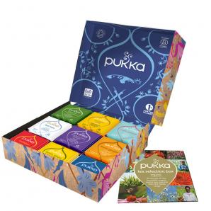 Pukka - Selection Box Bio...