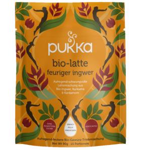 Pukka Bio-Latte feuriger...