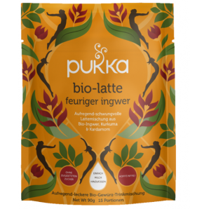 Pukka Organic Latte Fiery...