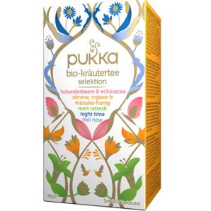 Pukka Herbal Tea Selection...