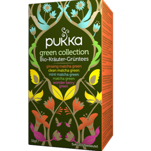 Pukka Green Collection...