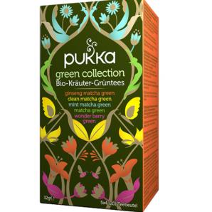 Pukka Thé biologique Green...