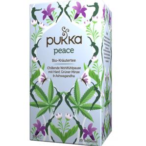 Pukka peace Bio-Kräutertee...