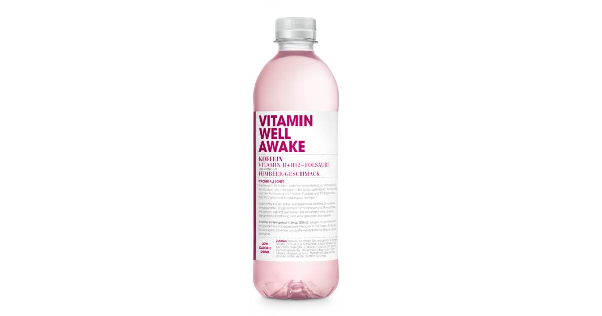 Vitamin Well Awake (500ml)