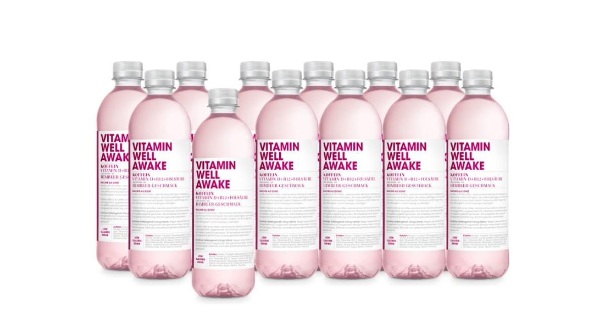 Vitamin Well Awake (12 x 500ml)