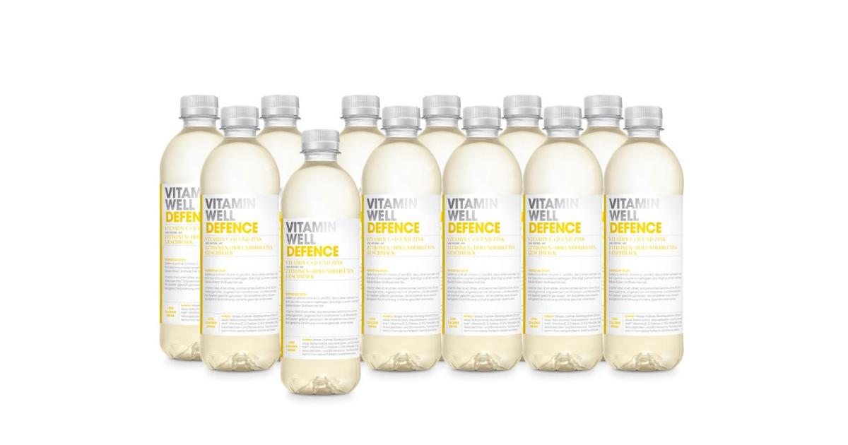 Vitamin Well Defence (12 x 500ml)