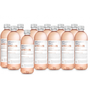 Vitamin Well Hydrate (12 x 500ml)