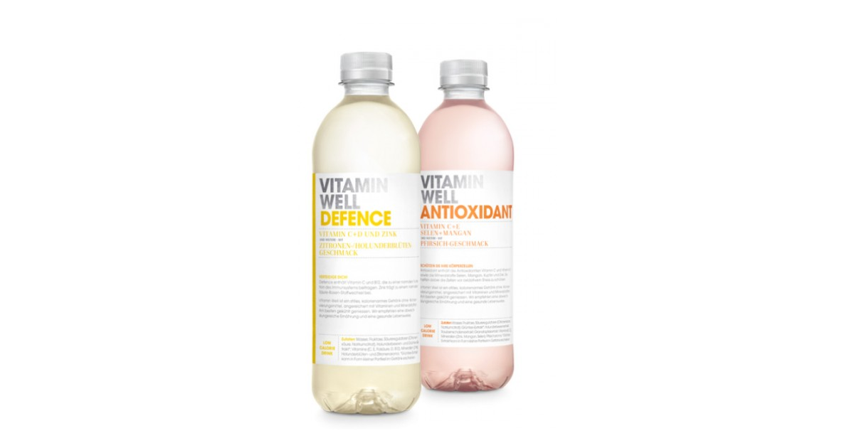 Vitamin Well Feel Well-Bundle (2 x 500ml)