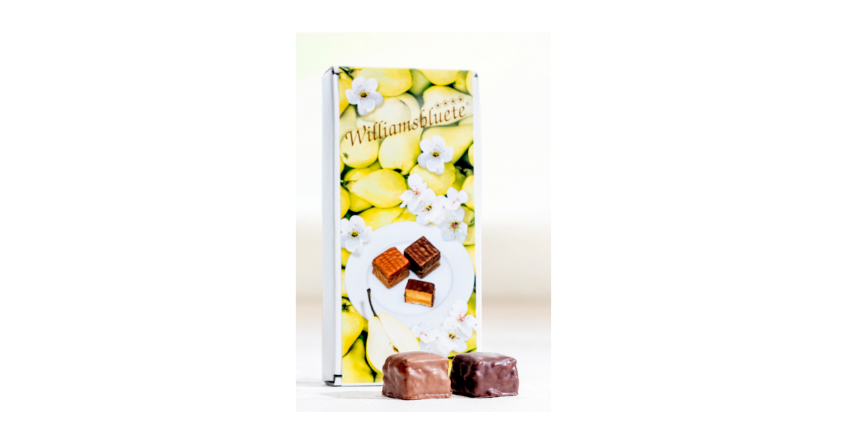 Williamsblüete - Aeschbach Chocolatier (8er)