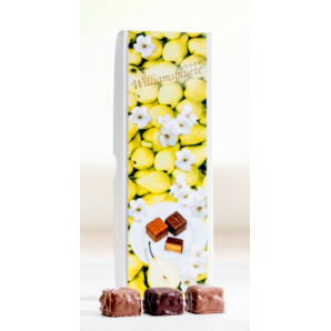 Williams flower - Aeschbach Chocolatier (18er)