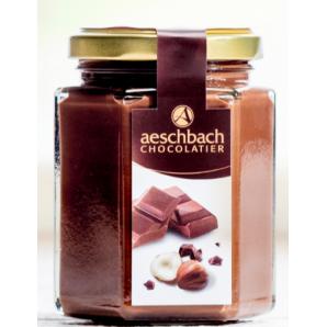 Brotaufstrich Haselnuss Schokolade - Aeschbach Chocolatier