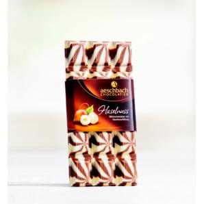 Tafel Création Haselnuss - Aeschbach Chocolatier (100g)