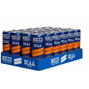 NOCCO - BCAA peach (24x330ml)