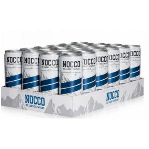 NOCCO -  BCAA Blueberry (24x330ml)
