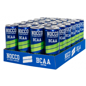 NOCCO - BCAA pear (24x330ml)