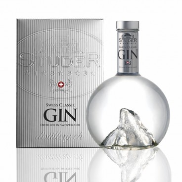 Studer - Swiss Classic Gin (ohne Goldflitter) (70cl)