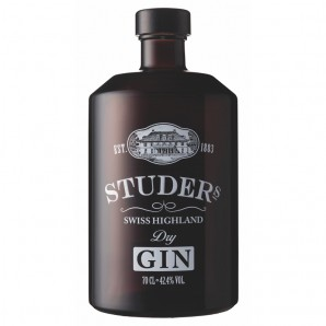 Studer -  Swiss Highland Dry Gin (70cl)