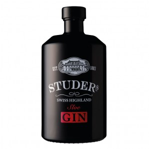Studer's - Swiss Highland Sloe Gin (70cl)