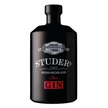 Studer's - Swiss Highland Sloe Gin (70cl)