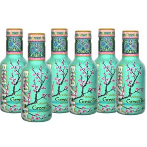 AriZona Green Tea (6 x 500ml)
